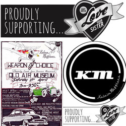 QLD Air Museum Charity Event by KM