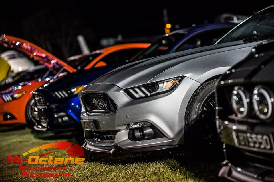 Ford Mustang Line Up