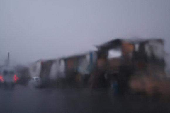 Favela na Marginal Tietê - Ricardo Coelho