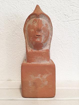 Cabeça votiva - Hélio Siqueira