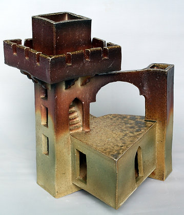 Castelo nº 4  - Luciana B. Chagas