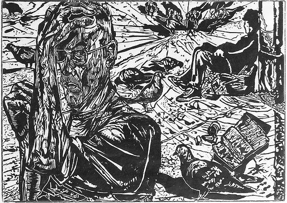 Pombinhas Onívoras - Francisco Maringelli