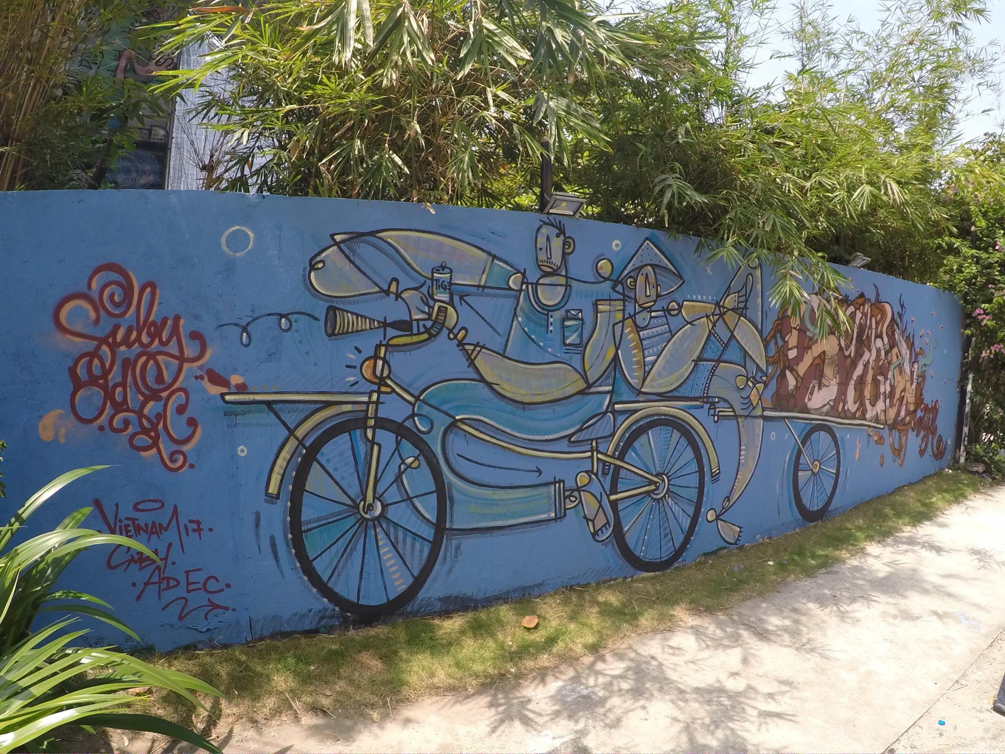 Saïgon avec SUBY