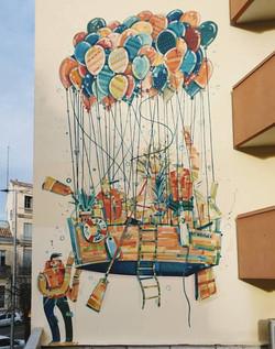 quartier méditerranée, Montpellier
