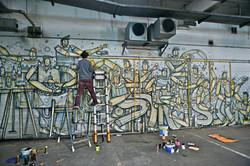 Strokar Inside, Bruxelles 2018