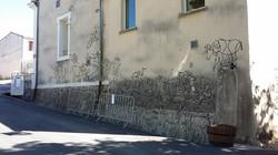 Fresque Mairie