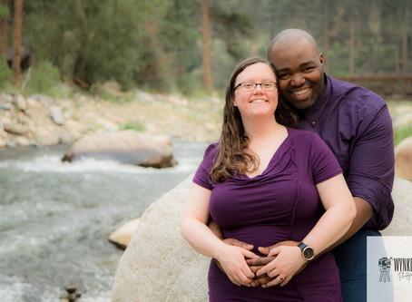 Melanie & Darryll // Northern Colorado Engagement Photos // Colorado Engagement Photographer