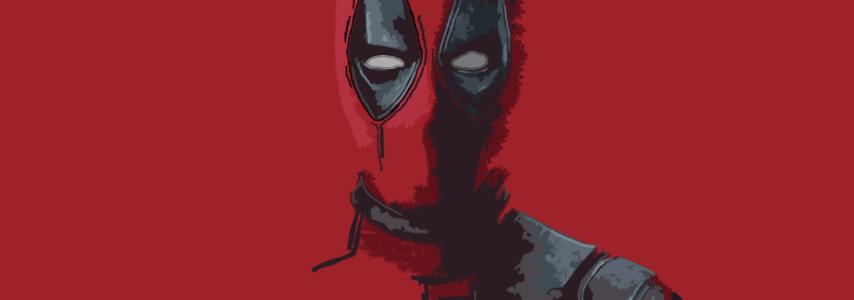 Deadpool Digital Painting