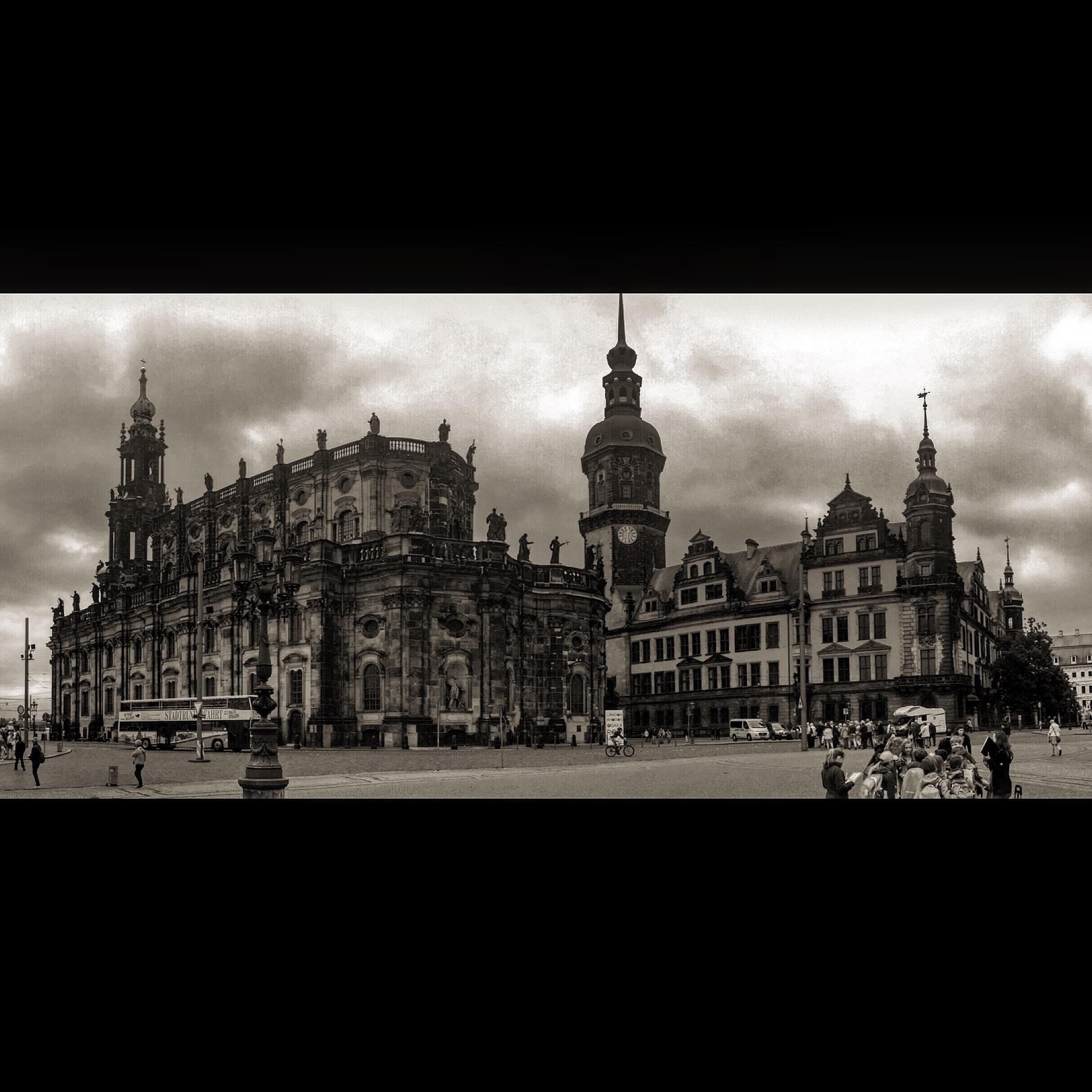 Dresden Flashback