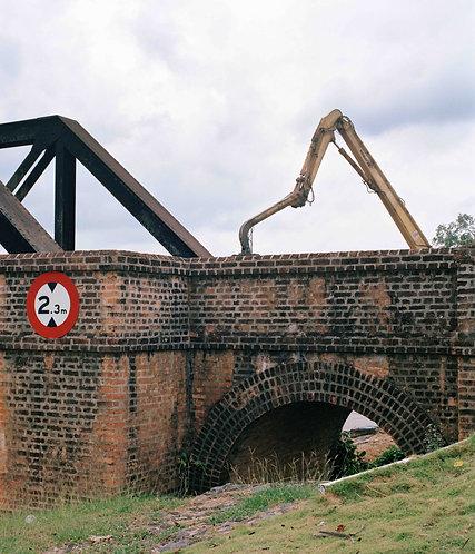Jambatan Keratapi Segamat