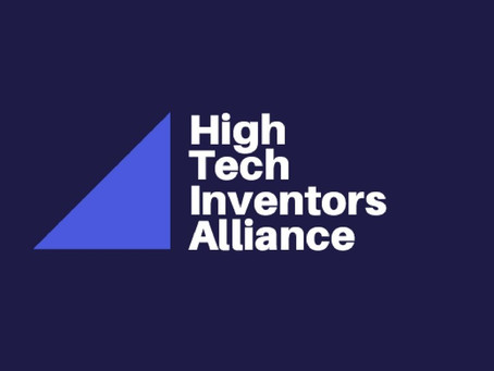 Statement by the High Tech Inventors Alliance in support of legislation introduced by Senators Cotto