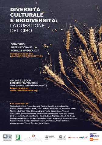 Diversità culturale e biodiversità: la questione del cibo