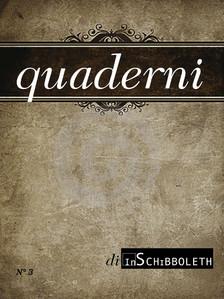 Quaderni | 3