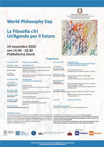 World Philosophy Day 2020