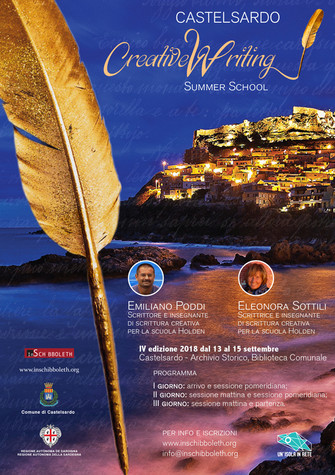 Creative Writing Summer School - IV edizione 2018