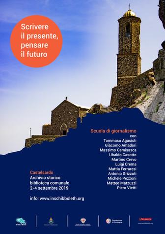 Scuola estiva di giornalismo - Castelsardo 2019