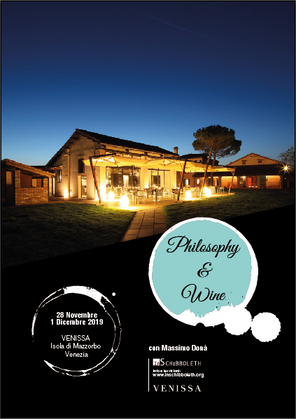 Philosophy & Wine - Venissa Isola di Mazzorbo 2019