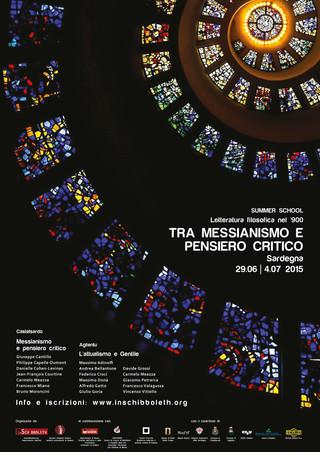 Tra messianismo e pensiero critico