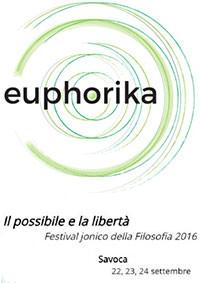 Euphorika Festival jonico della Filosofia 2016