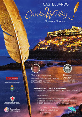 Creative Writing Summer School - III edizione 2017
