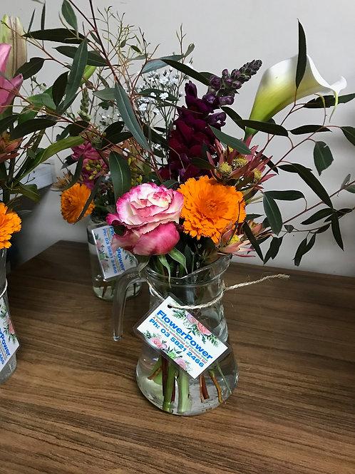 Flower Power - Lrg Vase (12 weeks)