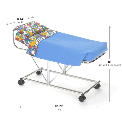 HOSPITAL BED / STRETCHER