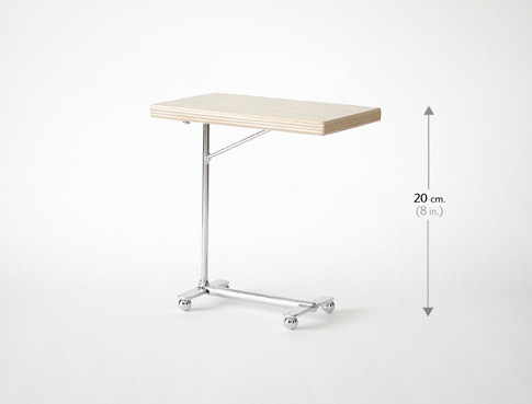 BEDSIDE/OPERATING ROOM TABLE