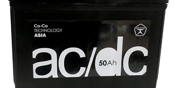 Аккумулятор AC/DC 65B24 L,R (50 а/ч)