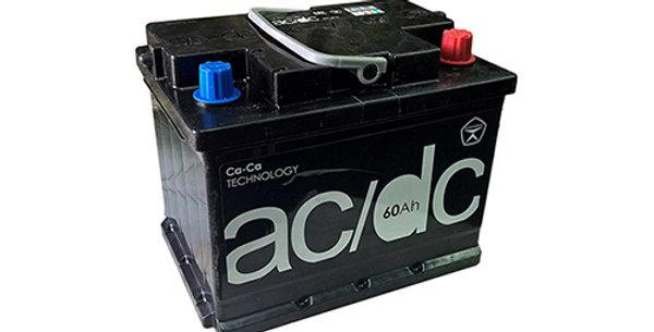 Аккумулятор AC/DC 6ст-90АЗL