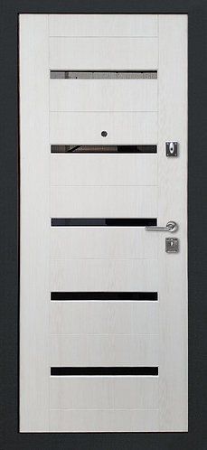 Дверь металлическая SalvaDoor N2
