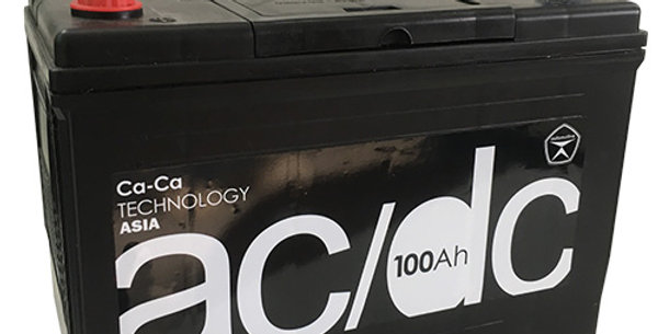 Аккумулятор AC/DC 115D31 L,R (100 а/ч)