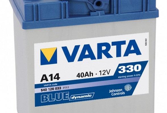 Аккумулятор Varta BD 6СТ-70