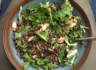 Recipe Review: Best Lentil Salad Ever