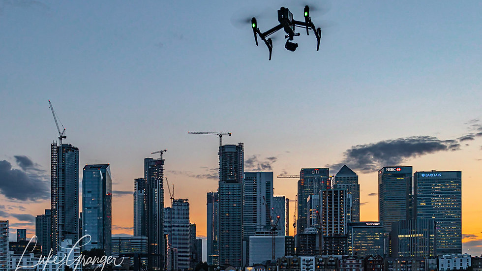 Drone Flying Lessons