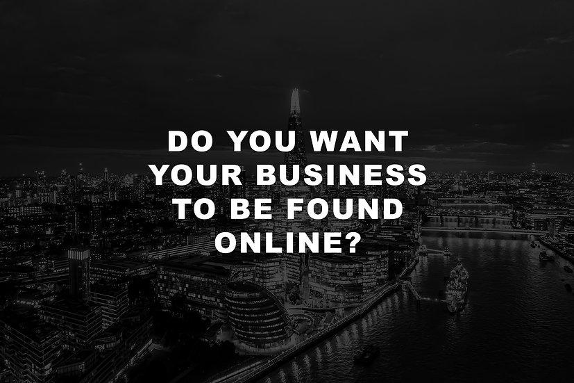 Digital Marketing SEO Webinar - 3rd June