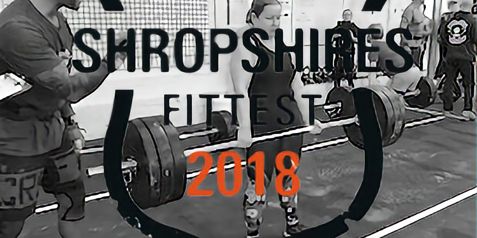 Shropshire's Fittest 2018 Mixed Sex Pairs