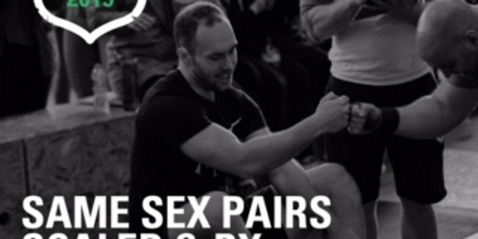 Shropshire's Fittest Same Sex Pairs