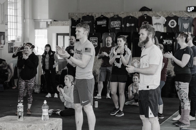 Beginner CrossFit Sessions