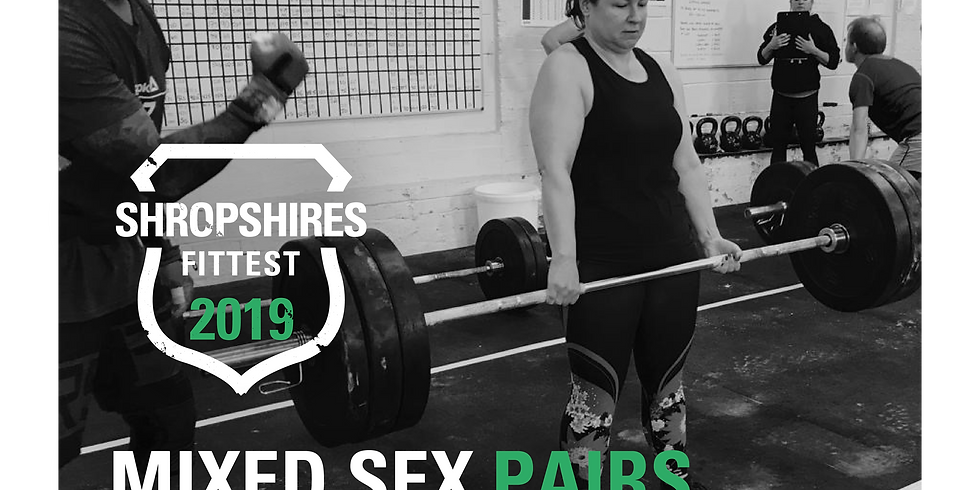 Shropshire's Fittest Mixed Sex Pairs