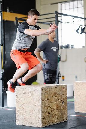 CrossFit, Box Jump