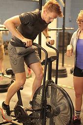 James, CrossFit