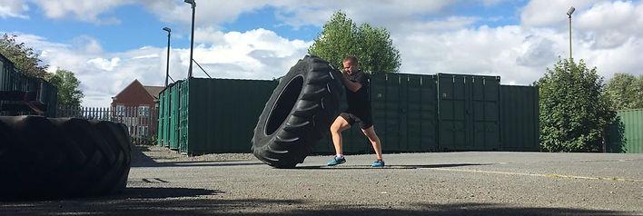 Craig, CrossFit