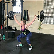 Jo, CrossFit