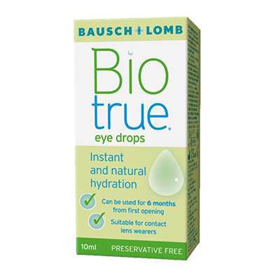 Biotrue® Eye Drops