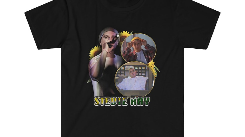 Limited Edition Stevie Ray T-Shirt