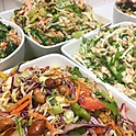 Daily Salad selection