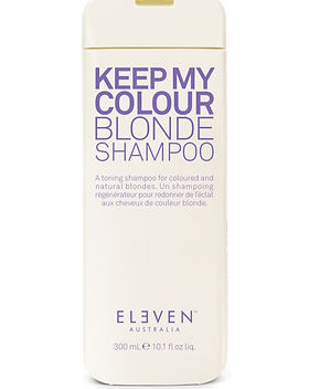 keep my colour blonde shampoo 300ml DS.j