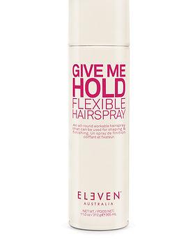 give me hold flexible hairspray 365ml NA
