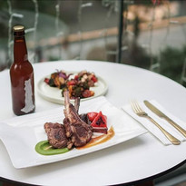 Enjoy these Australia Lamb Chop With Roa