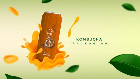 kombuchai packaging